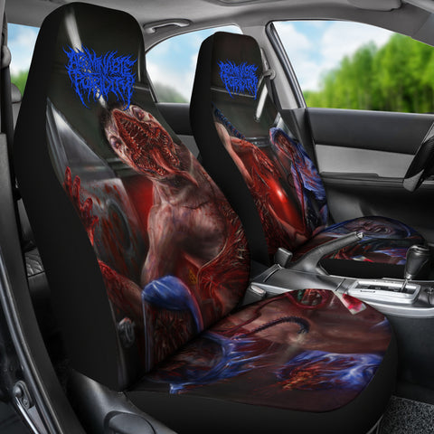 Official Abominable Putridity The Anomalies Of Artificial Origin Car Seat Covers