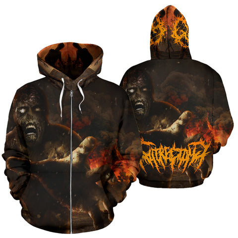 Official Gutrectomy Slamageddon Zip-Up