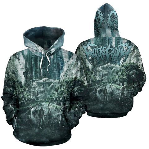 Official Gutrectomy Slampocalypse Pullover - Crowdkill Apparel Death Metal Deathcore Hardcore Slam Merchandise
