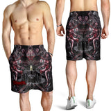 Official Slamentation Procreating A New Body Art Shorts - Crowdkill Apparel Death Metal Deathcore Hardcore Slam Merchandise