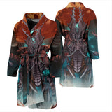 Official Gamma Sector Nex Omne Bathrobe