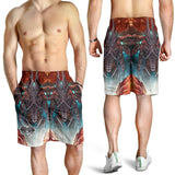 Official Gamma Sector Nex Omne Shorts