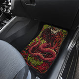 Official Vulvodynia Venom vs Carnage Car Floor Mats