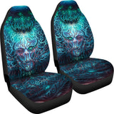 Official Vulvodynia Cognizant Castigation Car Seat Cover - Crowdkill Apparel Death Metal Deathcore Hardcore Slam Merchandise