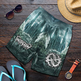 Official Gutrectomy Slampocalypse Shorts - Crowdkill Apparel Death Metal Deathcore Hardcore Slam Merchandise