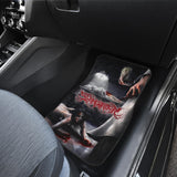 Official Slamentation Crawling Through The Morgue Car Floor Mats - Crowdkill Apparel Death Metal Deathcore Hardcore Slam Merchandise