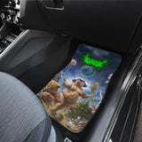 Official Gorepot A Friend With Weed Is A Friend Indeed Car Floor Mats