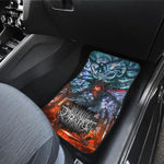 Official Mental Cruelty Purgatorium Car Floor Mats - Crowdkill Apparel Death Metal Deathcore Hardcore Slam Merchandise