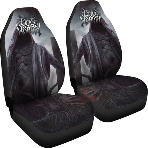 Official Bog Wraith All Hail Car Seat Cover