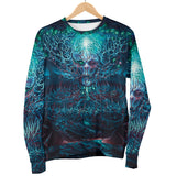 Official Vulvodynia Cognizant Castigation Crewneck Sweater