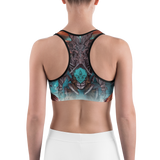 Official Gamma Sector Nex Omne Sports Bra