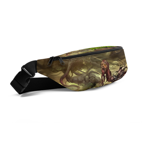 Official Hurakan Abomination of Aurokos Fanny Pack