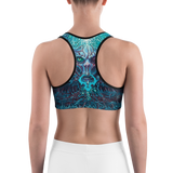 Official Vulvodynia Cognizant Castigation Sports Bra