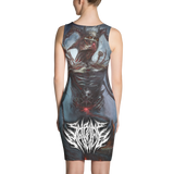 Official Shrine Of Malice Malignance Dress - Crowdkill Apparel Death Metal Deathcore Hardcore Slam Merchandise