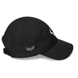 Official Vulvodynia V Classic Dad Cap - Crowdkill Apparel