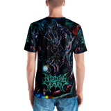 Official Bleeding Heaven Evolutionary Descendant of Brutality T-Shirt - Crowdkill Apparel Death Metal Deathcore Hardcore Slam Merchandise
