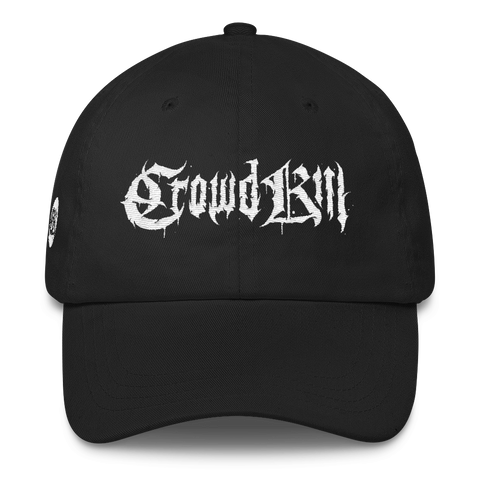 Crowdkill Classic Dad Cap - Crowdkill Apparel