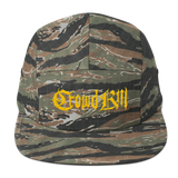 Crowdkill Apparel Five Panel - Crowdkill Apparel