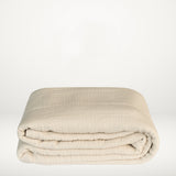 Muslin Cotton - Clay Blanket