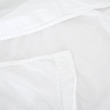 Cotton - Whisper White Flat sheet