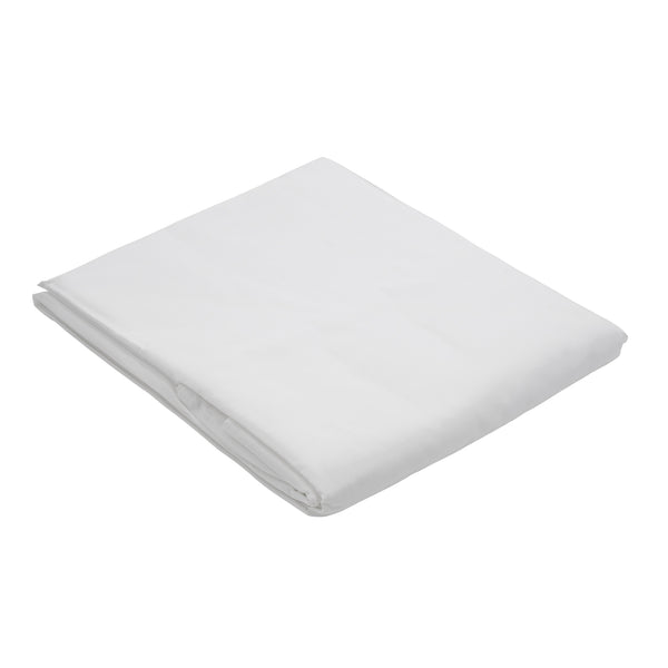 Basic Cotton - Whisper White Duvet Cover