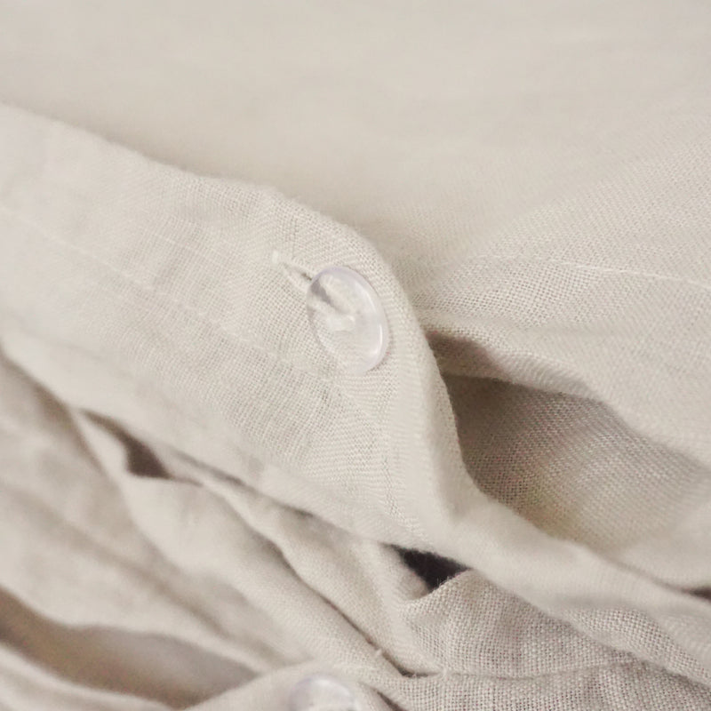 Washed Linen - Sand Set