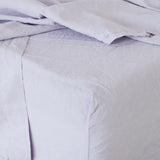 Coco Linen™ - Lilac Fitted Sheet