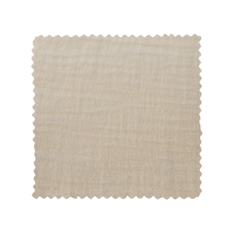 Muslin Cotton - Clay Swatch
