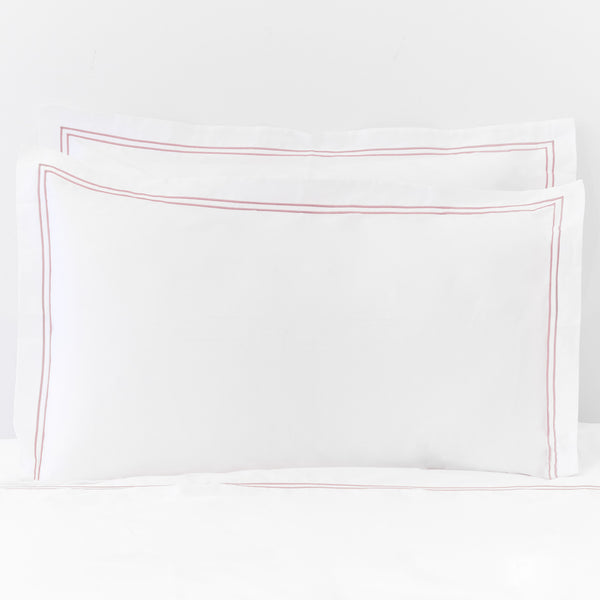 Luxe Cotton - Rose Pillowcase Set