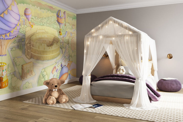 Designer Kids Wallpaper