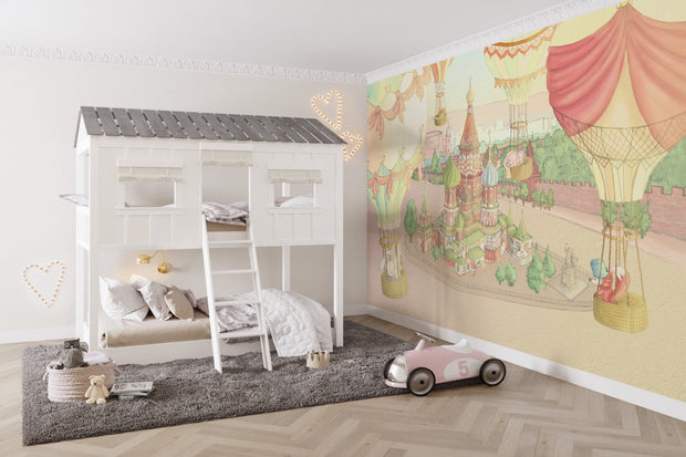 Kids Mural Wallpaper