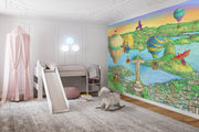 Nursery Wallpaper - Holy Rio