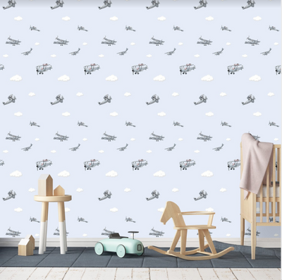 Wallpaper For Boys Room