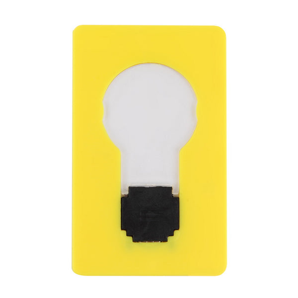 Portable Pocket Fold LED Night Lamp Card