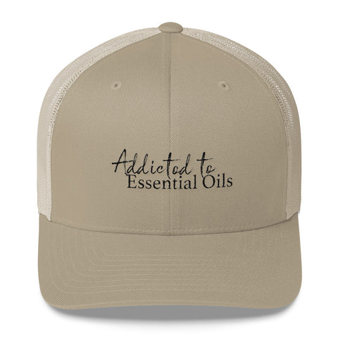 Addicted to Essential Oils - Trucker Cap