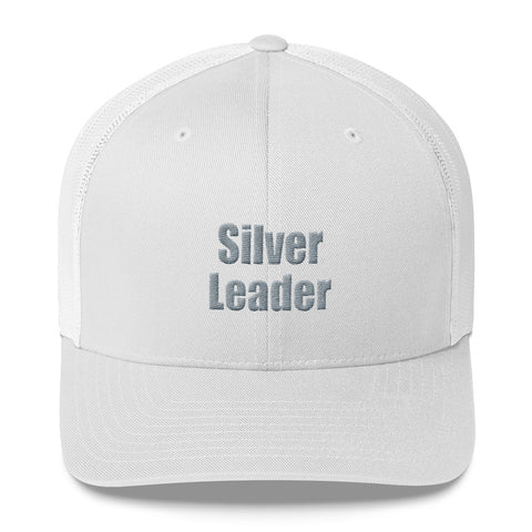Silver Leader - Trucker Cap