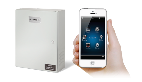 Infratech Home Management System Panels