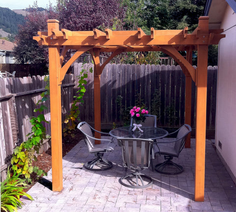 Outdoor Living Today Outdoor Living Today Breeze Pergola Kit 8' x 10'