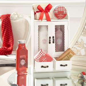 Pink Grapefruit Cupboard By Winter In Venice - Sorted Gifts