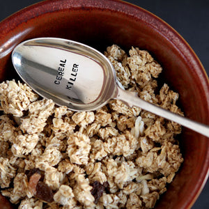 Cereal Killer Spoon - Sorted Gifts
