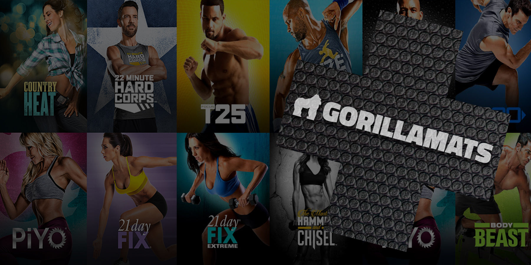 11 Popular Beachbody Workouts That Will Get You in Shape - Gorilla Mats