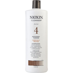 System 4 Hair Care by Nioxin