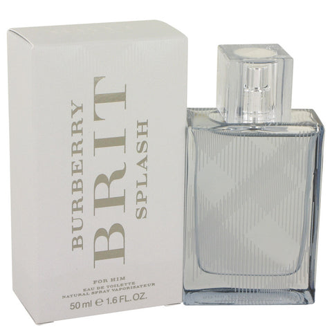 Burberry Brit Splash Eau De Toilette Spray By Burberry