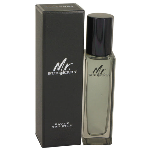 Mr Burberry Eau De Toilette Spray By Burberry
