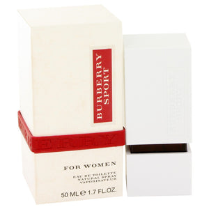 Burberry Sport Eau De Toilette Spray By Burberry