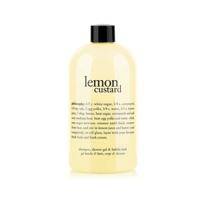 Philosophy Lemon Custard Shampoo