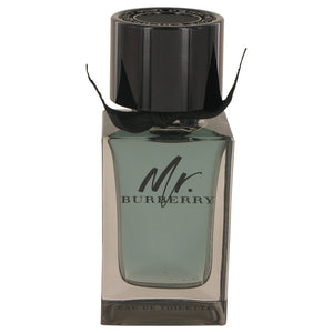 Mr Burberry Eau De Toilette Spray (Tester) By Burberry