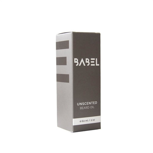 Babel Unscented Beard Oil