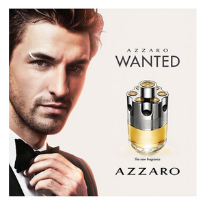 Wanted Cologne Tester