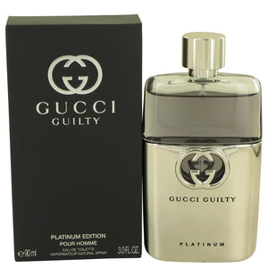 Gucci Guilty Platinum Cologne